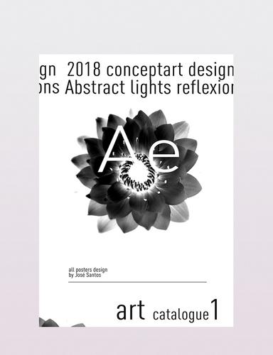 Couverture catalogue d'art