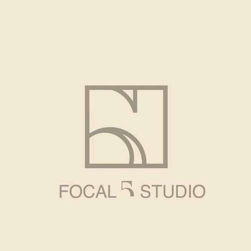 Logo Focal5Studio