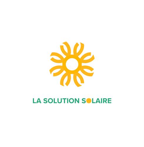 Logo la solution solaire