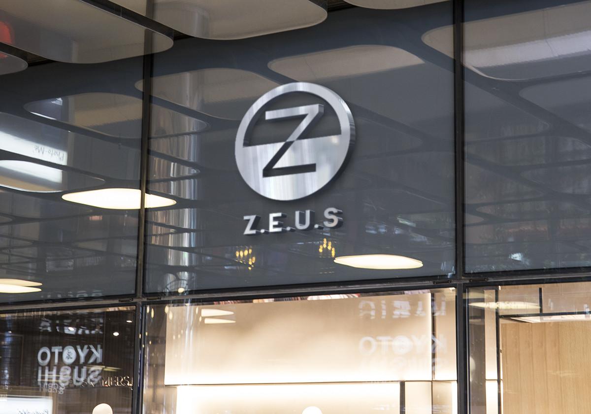 Shop Facade ZEUS