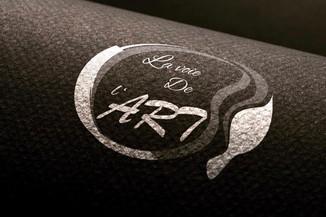Logo association artistique