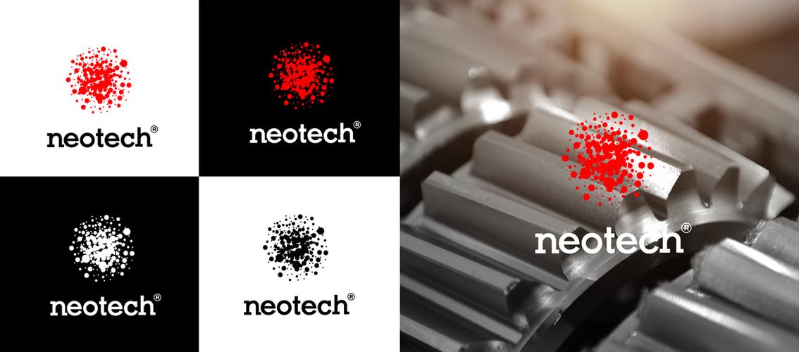 Refonte logo marque NEOTECH