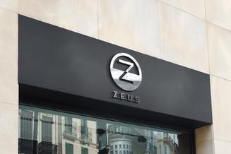 Logo marque vetement Z.E.U.S