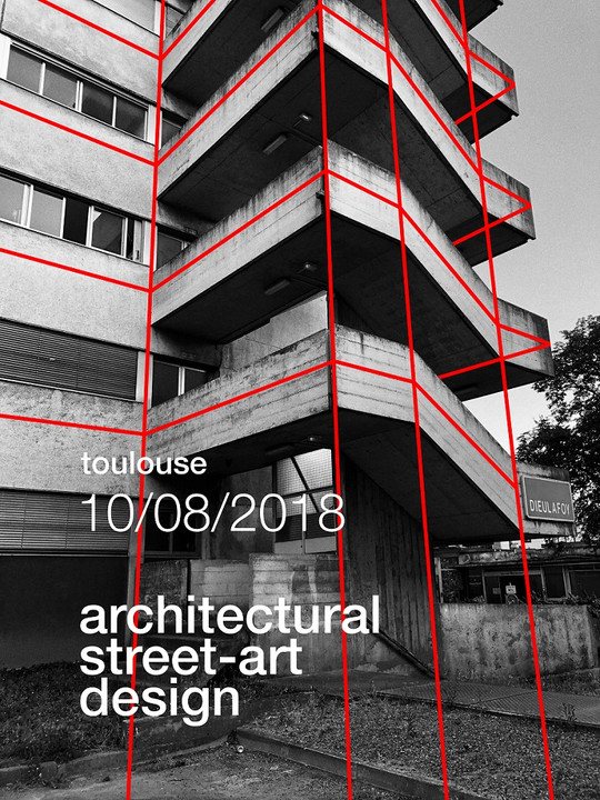 architectural street art design contest