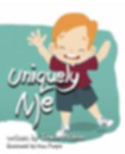 Uniquely Me Childrens Book Trace Wilson Bionic Author