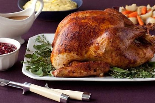 Whole Turkey - Pasture Raised Non GMO