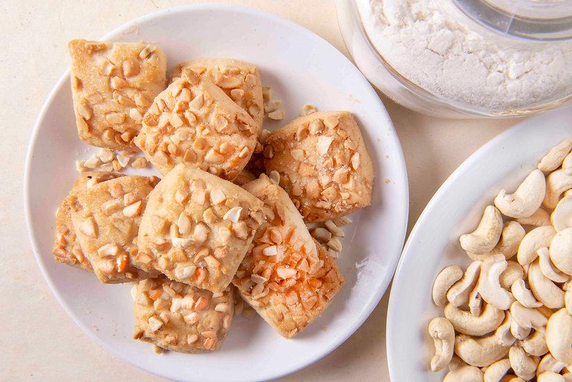 Cashew Biscuits