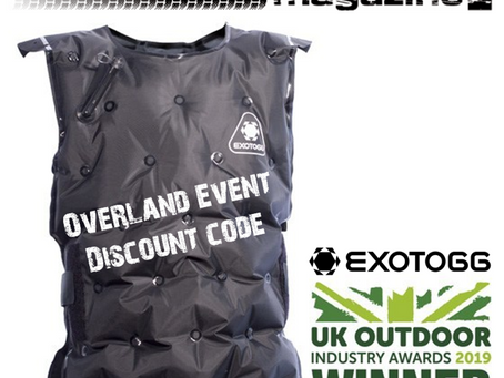 Grab a discounted Exotogg before the Winter Warmer!
