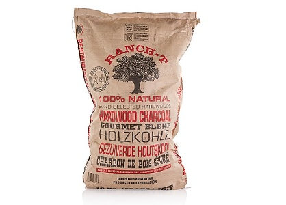 Ranch-T Charcoal 10kg bags