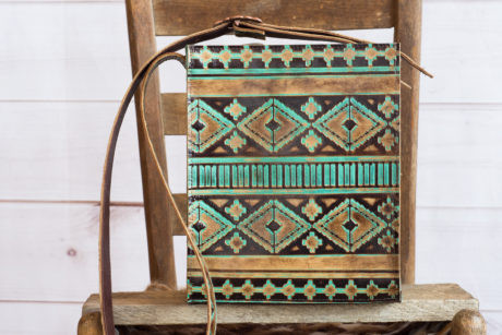 G26 Small Tall Tote - Aztec