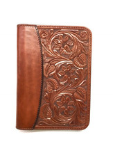 Tooled Note Book Cover