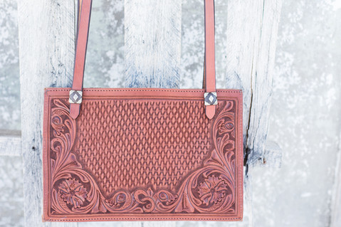 G10 Small Tooled Tote