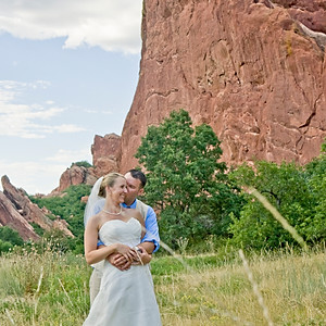 Colorado Wedding: Sid and Kevin