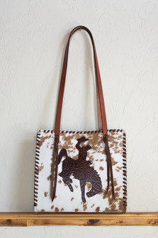 G02 Brown Bucking Horse