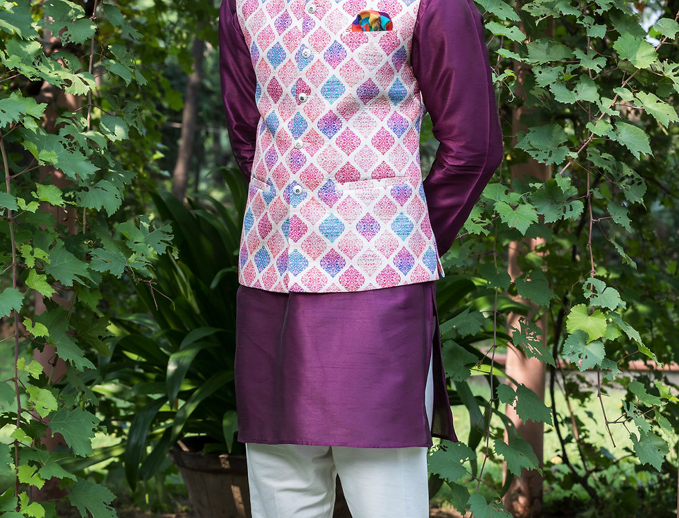 Bundi Kurta Set