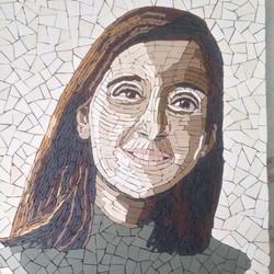 a daughter's portrait