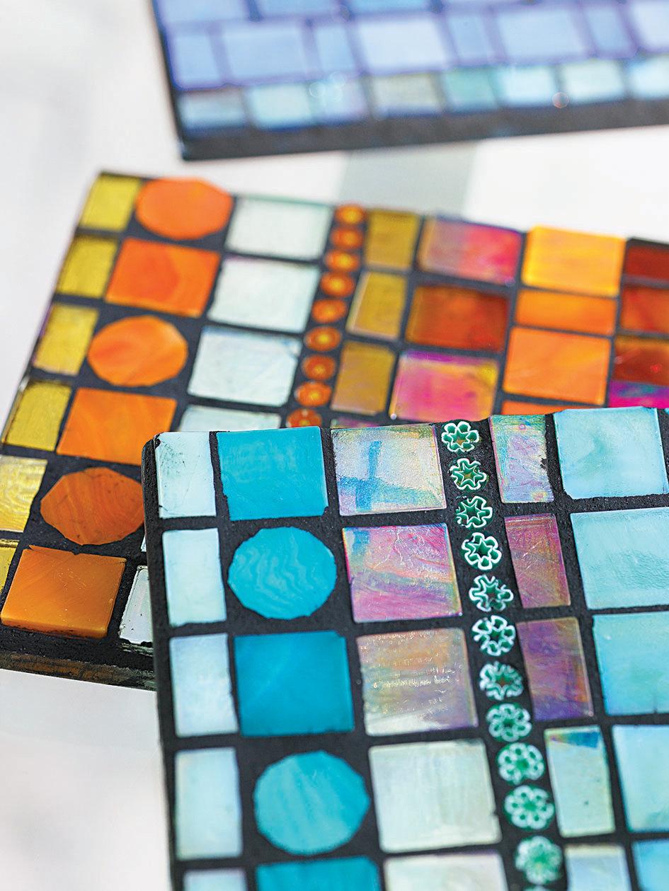 Mosaic Friday Jan 12th