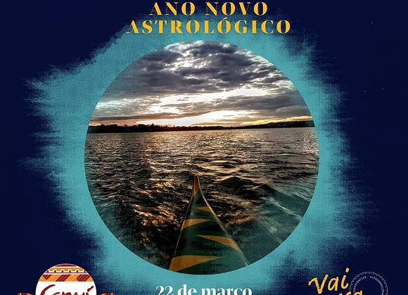 Remada da Lua Cheia - Ano Novo Astrológico
