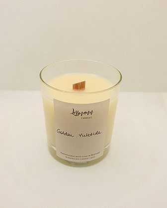 Gift Set of Two Large Scented Soy Candles - 30cl each