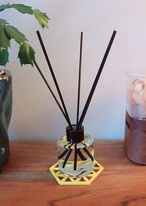 Reed diffuser - 100ml glass jar