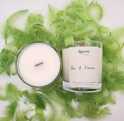 Scented Soy Candle - 20cl