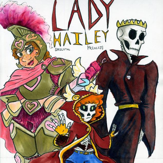 Lady Hailey