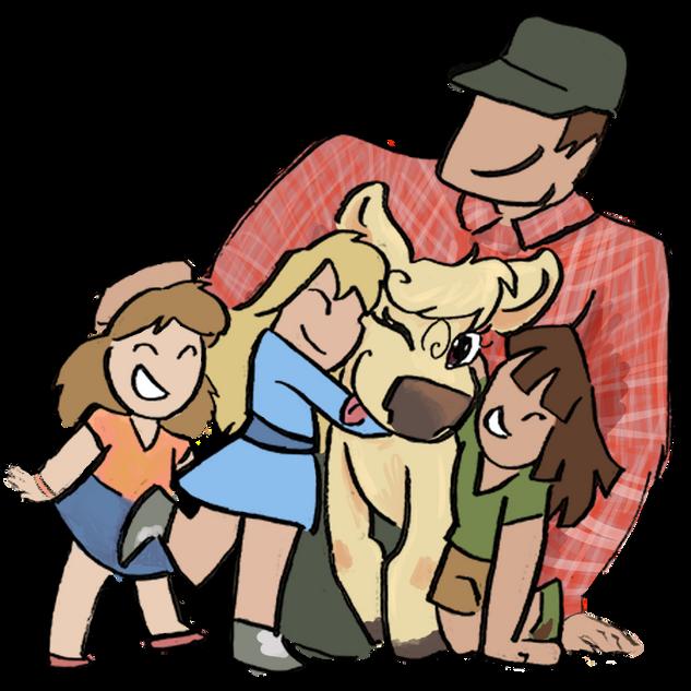 Braglio Farms (Milly's family)