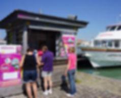 Billetterie Navipromer La Rochelle