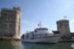 Bateau Promenade Fort-Boyard Aix La Rochelle