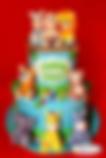 Fondant Cake - Jungle Babys.png