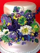 Fondant Cake - Luxurious Hydrangeas.png