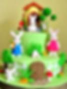 Fondant Cake - Bunny Family.jpg
