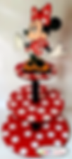 Base para Cupcakes - Minnie Mouse.png