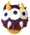 Cupcakes - Purple Monster Trans.png