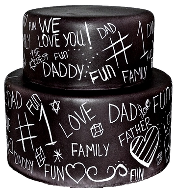 Chalk Cake - Love Daddy Trans.png