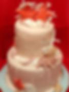 Fondant Cake - Mar