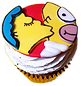 Cupcakes - Homero y Marge Trans.png