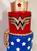 Fondant Cake - Wonder Lady.jpg