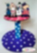 Base para Cupcakes - Doctora Juguetes.pn