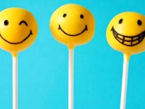 Cake Pops de Emojis
