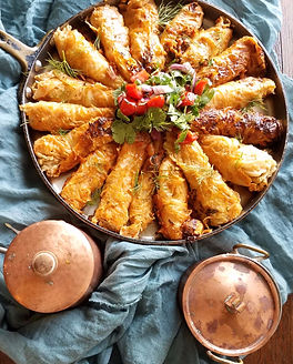 Vegan African Food