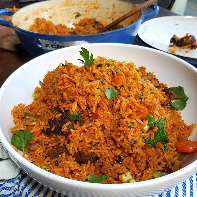 Jollof Rice! Ghana Best! Or Nigerian Bes