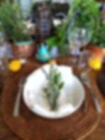 Bautiful Table Setting