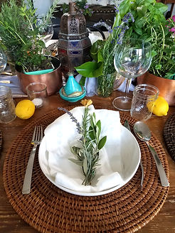 Bautiful Table Setting