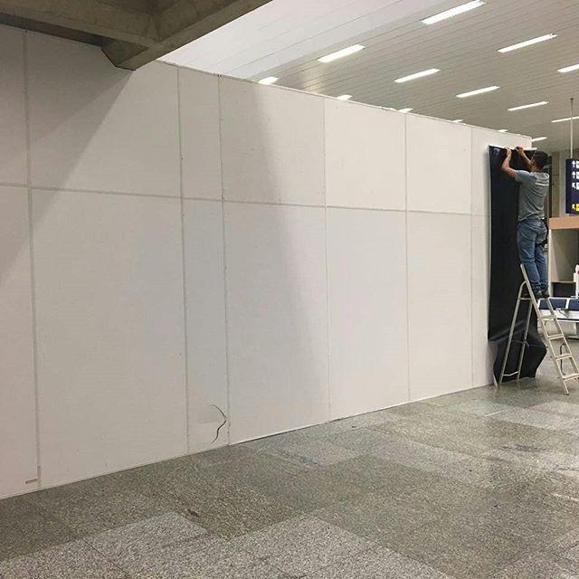 Envelopamento no Aeroporto Galeão!