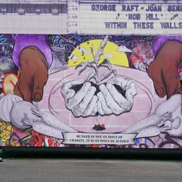 Food Justice Mural