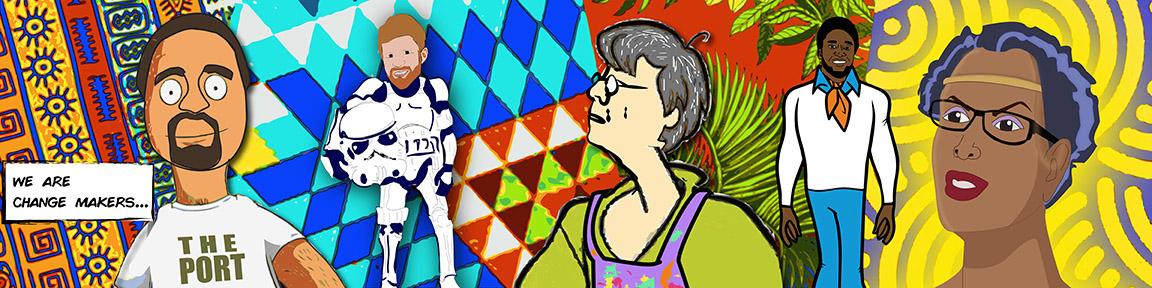 A.R.E Mural 2
