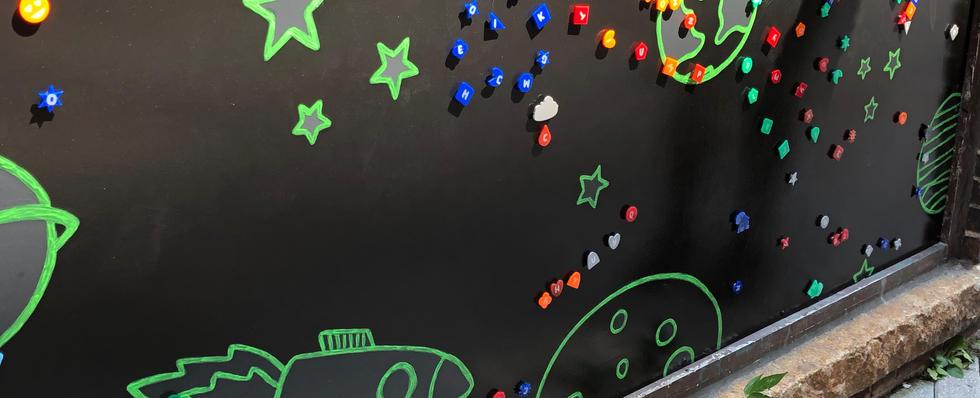 Magnet Wall Installation Details 2
