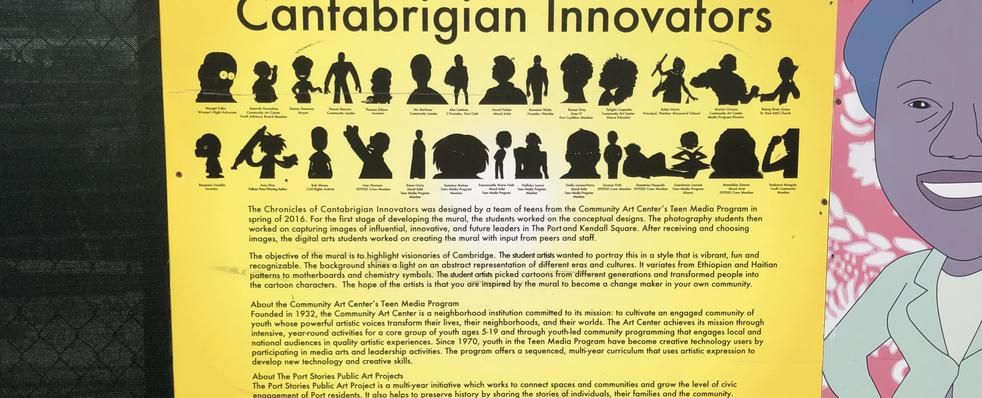 Chronicles of Cantabrigian Innovators