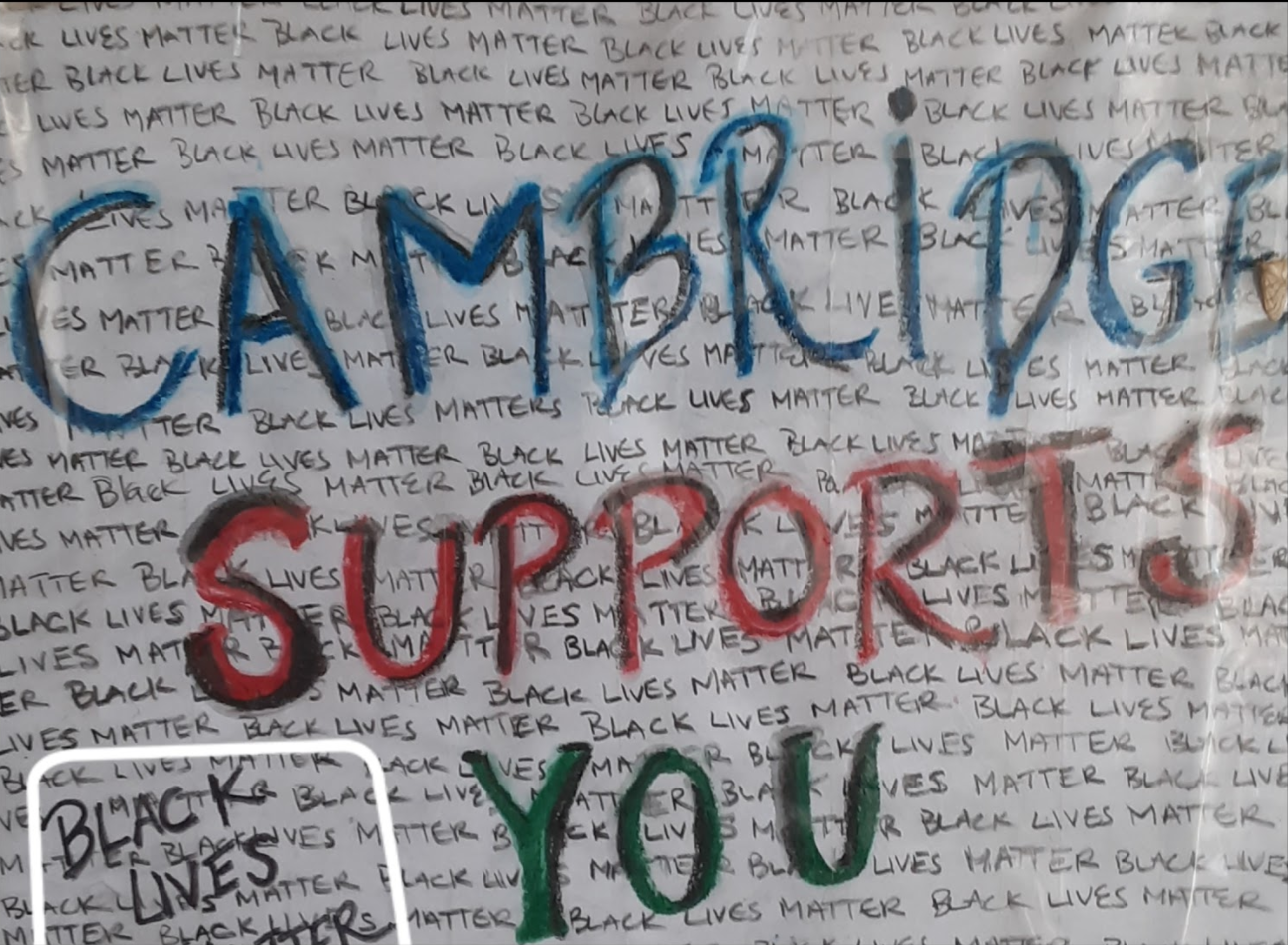 """Cambridge Supports You"" - Yafet Alemtsehay"